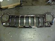 2005-2007 Chrome Grille